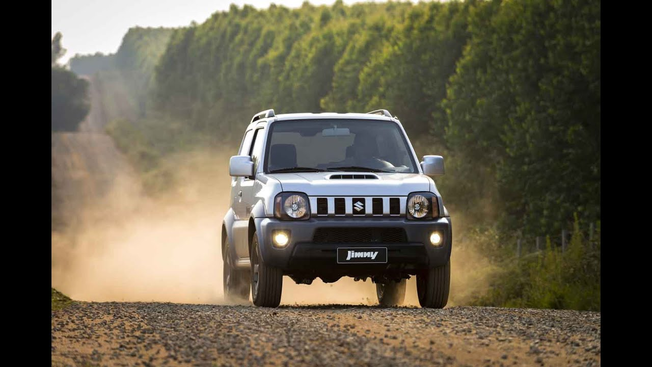 best cars ever 2015 suzuki jimny 4wd small but powerful youtube. Black Bedroom Furniture Sets. Home Design Ideas