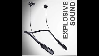 Boltt Echo 1000 Neckband Bluetooth Earphones