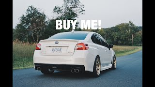 Why you SHOULD buy a WRX