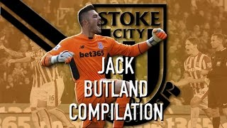Jack Butland | Incredible and Amazing Saves | Compilation | HD
