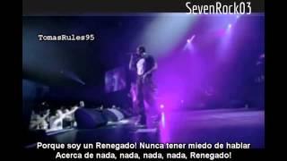 Eminem Ft Jay Z - Renegade - Live