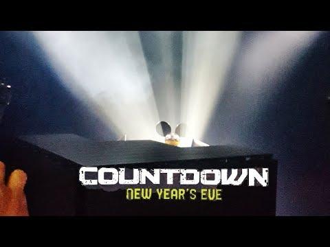 Deadmau5  Set  Countdown NYE 2017