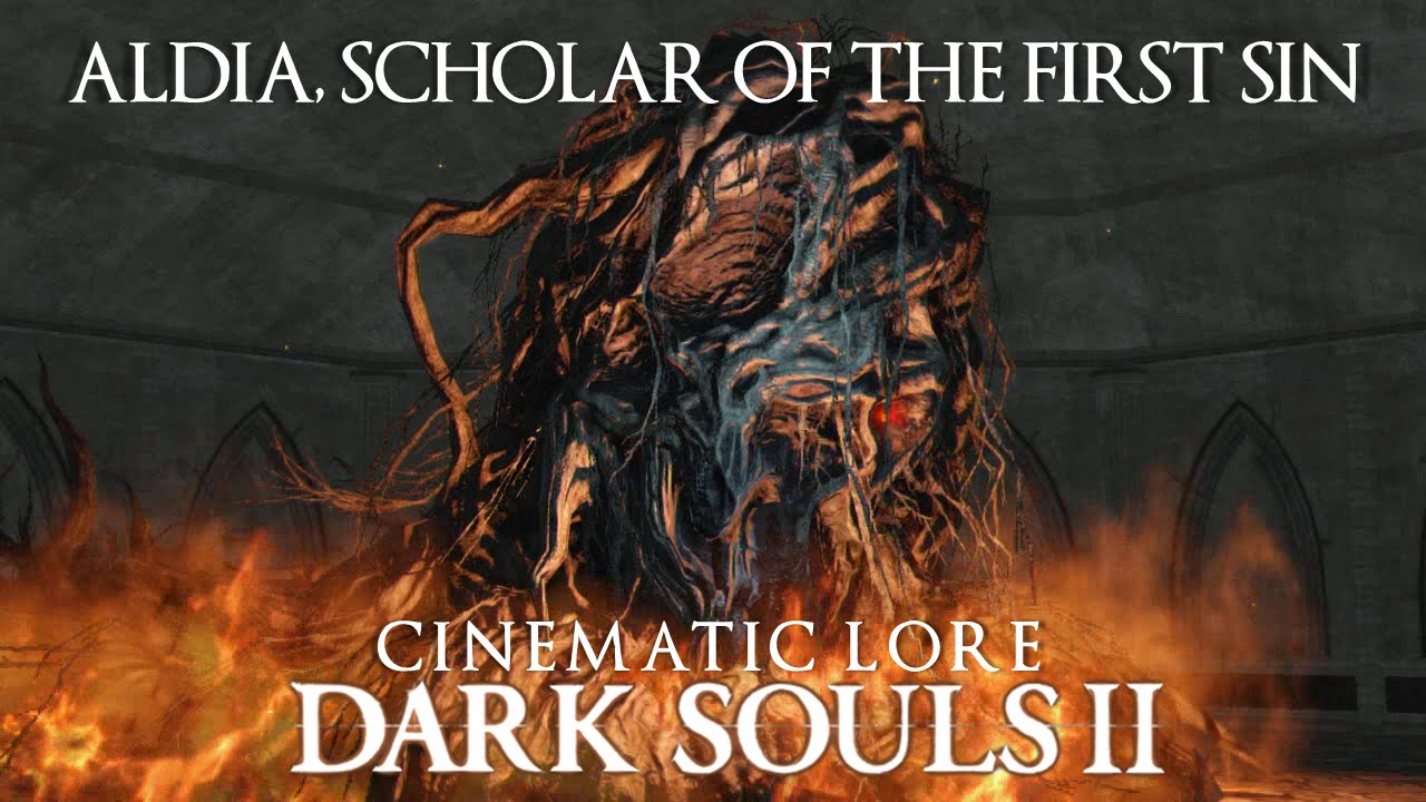 Dark Souls Ii Lore And Speculation: Dark Souls 2 Cinematic Lore: Aldia, Scholar Of The First