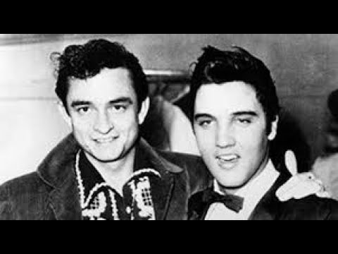 Take A Trip Back To 1959 And See Johnny Cash And Elvis Impersonate Each Other