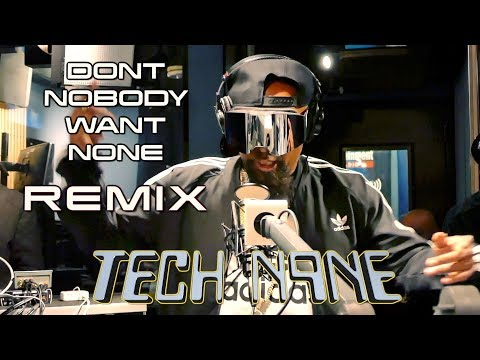 TECH N9ne KING TECH REMIX - T9 PROVES WHY...