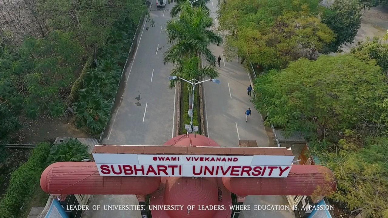 Subharti University - Top University In North India