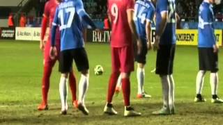 Эстония vs Сербия, Гол, 0 – 1; Товарищеский матч 29 3 2016