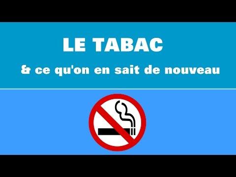 Santé & vérité -  LA REALITE SUR LE TABAC - Dr Jean-Luc Saladin