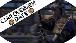 Welcome to my Clan Overview of the Date on Total War: Shogun 2! In ...