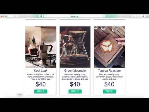 Muse Online Shop Widget