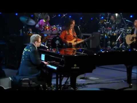 Elton John - Madman Across The Water - Elton 60 Live HD