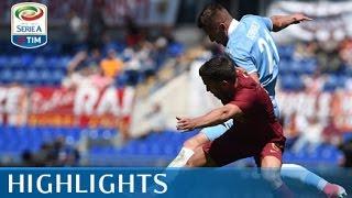 Roma - Lazio 1-3 - Highlights - Giornata 34 - Serie A TIM 2016/17 streaming