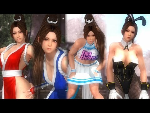 Mai Shiranui Win & Lose Poses ALL COSTUMES | Dead or Alive 5 Last Round from YouTube · Duration:  8 minutes 18 seconds