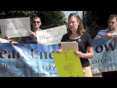 Clean Energy Now: Advocates Sound Alarm over Toxic Coal Ash Sites
