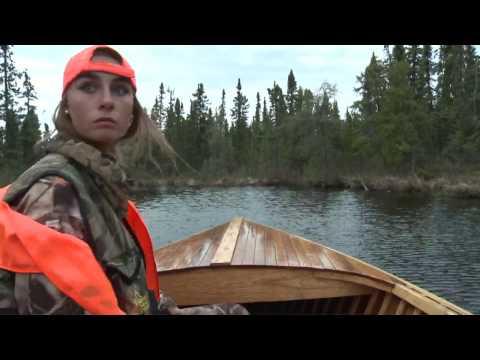 Bear Hunting And Walleye Fishing In Ontario At Brace Lake