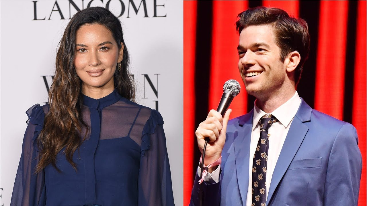 'I'm going to be a dad': John Mulaney confirms Olivia Munn is ...