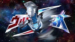 """Ultraman Ginga S Opening """"Eiyū no Uta"""" But it's Ultraman Z [Full HD 60 FPS]"""