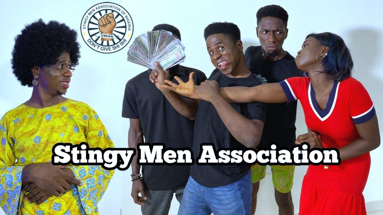 STINGY MEN ASSOCIATION | Mc Shem Comedian