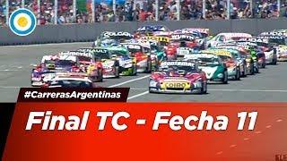 Automovilismo | Final TC - Fecha 11