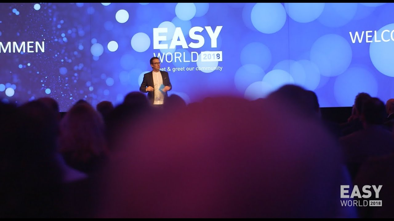 The EASY SOFTWARE AG company: Your software manufacturer
