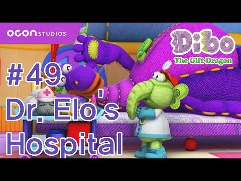 [Dibo the gift dragon] #49 Dr. Elo's Hospital(ENG DUB)ㅣOCON