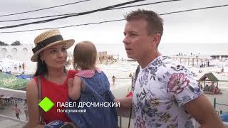 В Одессе «бич-бои» насильно выгоняют отдыхающих с пляжей