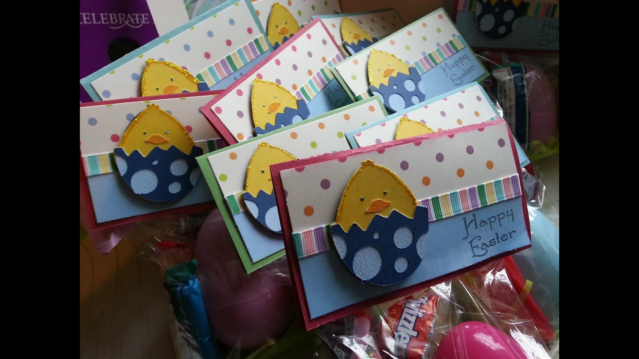 Easter treat bags youtube negle Image collections
