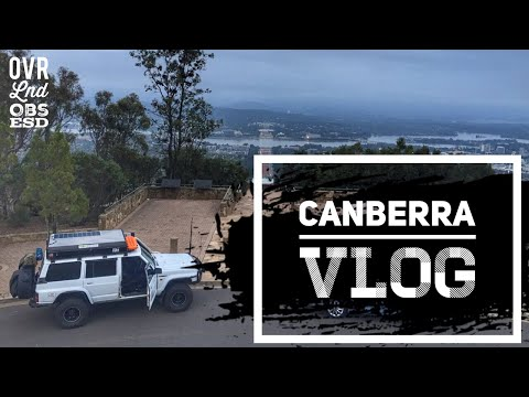Our Day In Canberra ACT Australia