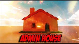 Trolling À Roblox Admin House