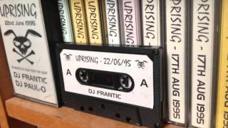 Uprising DJ Frantic MC JD Walker 22-6-95