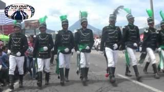DESFILE 15 DE SEPTIEMBRE QUETZALTENANGO GUATEMALA C A