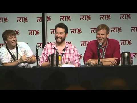 RWBY Panel (RTX 2015 Highlight)