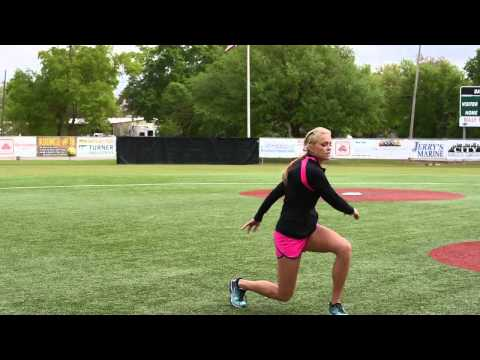 Tips from Jennie Finch: How to Lead Team Stretches