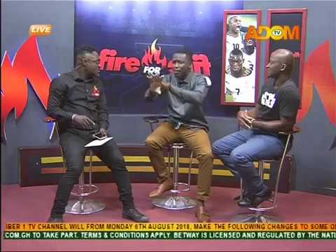 Commentary Position - Fire 4 Fire on Adom TV (8-8-18)