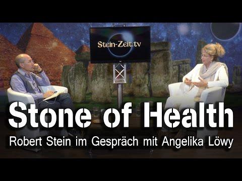 The Stone of Health - Die Chance auf Gesundheit!   - Angelika Löwy bei SteinZeit