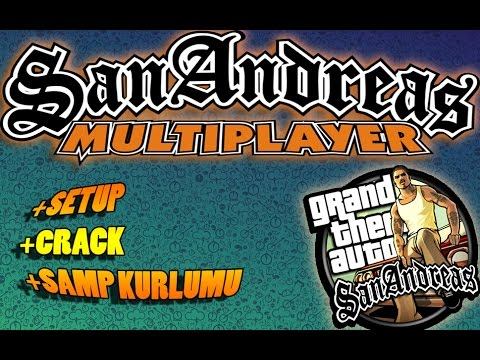 GTA Sanandreas | SAMP | Torrent İndirme Kurulum | Torrent Download and setup...