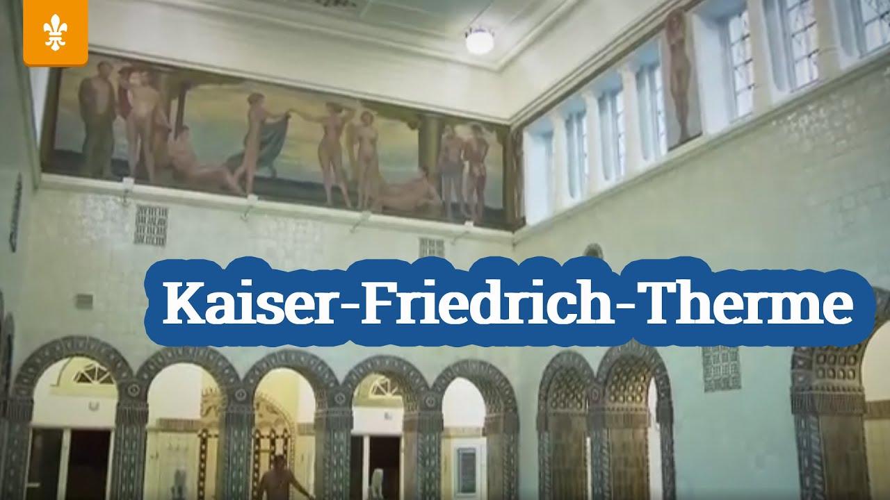 kaiser friedrich therme youtube. Black Bedroom Furniture Sets. Home Design Ideas