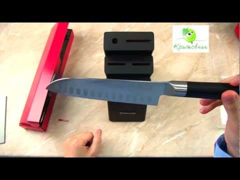 Обзор набора ножей Rondell Holzen RD-453