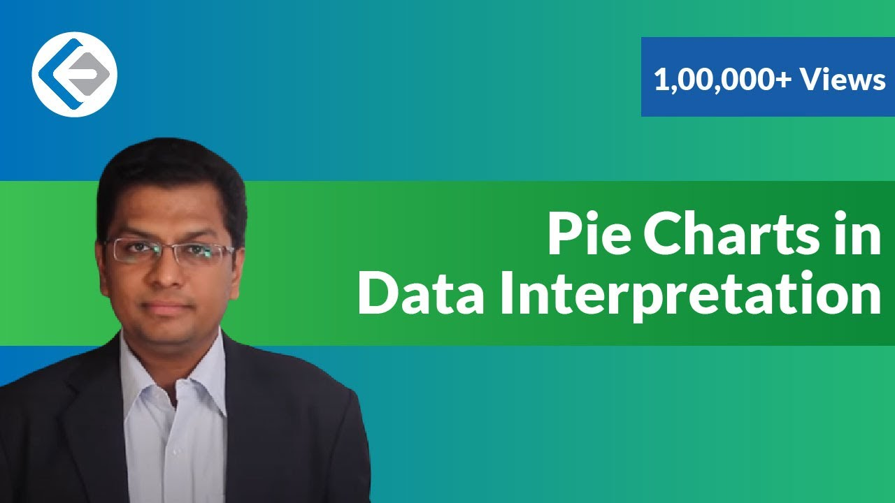 Pie Charts In Data Interpretation Catcmatgregmat Youtube