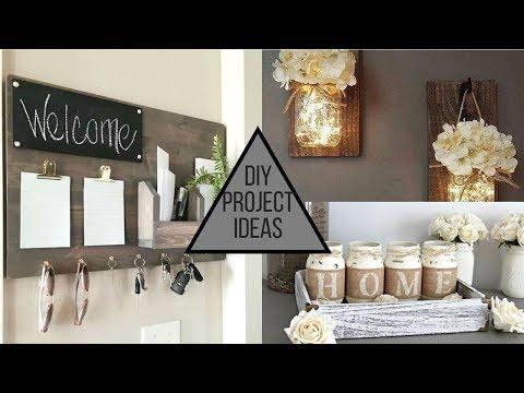 2019 DIY Modern & Trendy Home Decorating Ideas