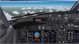 Полет на Boeing 737-900 PMDG для начинающих в Microsoft Flight Simulator X  FSX