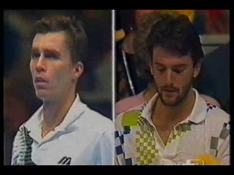 1991   Rotterdam   Finale   Camporese b Lendl