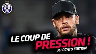 Neymar INTERPELLE par Piqué ! - La Quotidienne Mercato #22