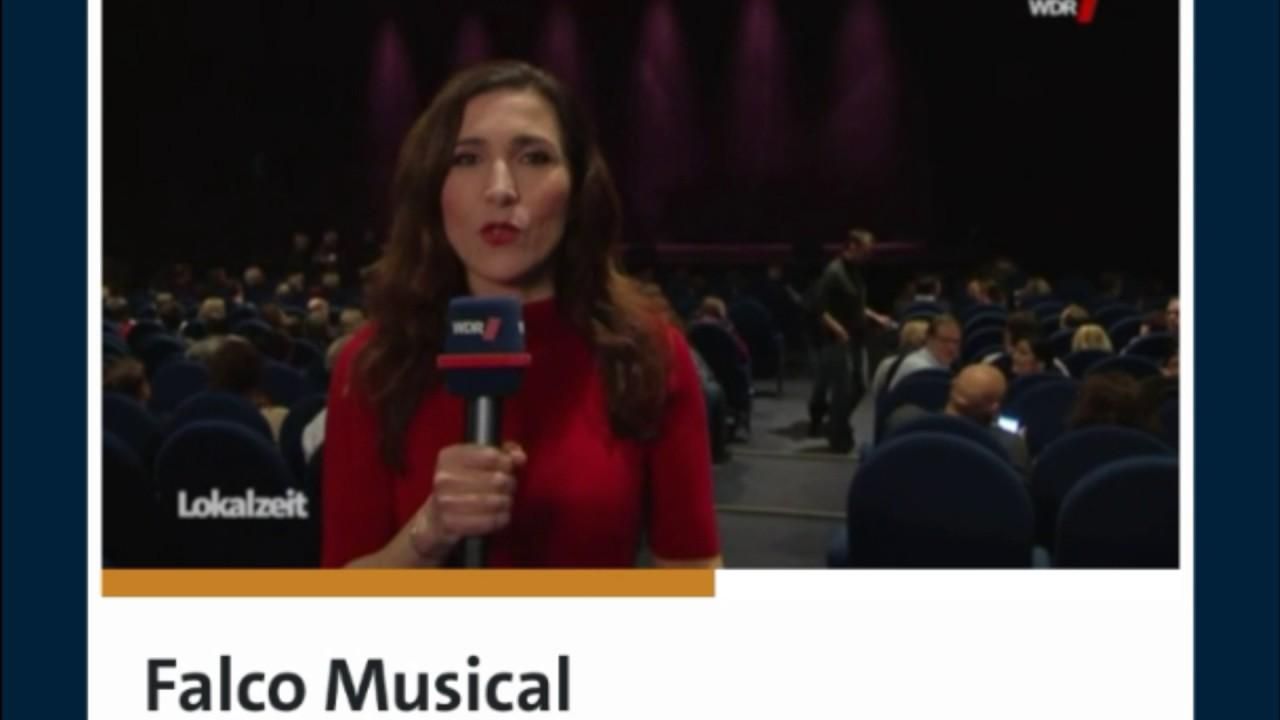 Wdr Beitrag Falco Das Musical Mit Alexander Kerbst Youtube
