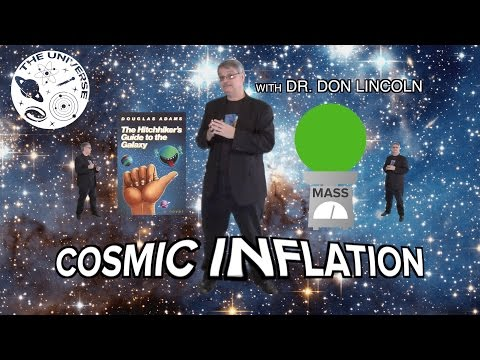 Cosmic Inflation