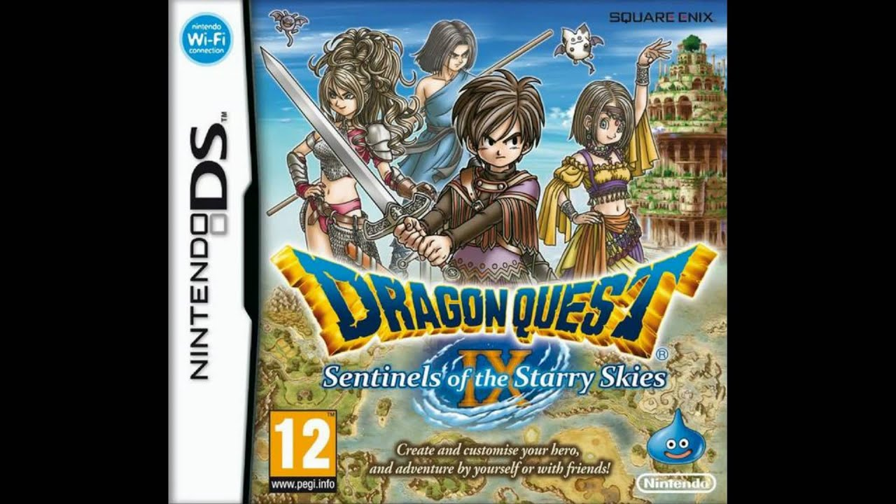Dragon Quest IX EUR NDS ROM (SUXXORS, PATCHED)(PROPER)