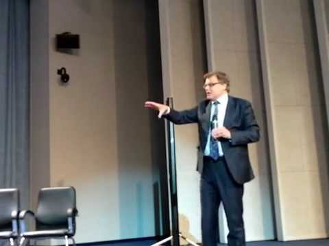Мельник Олександр, професор ICN Business School. #GlobalUkraine