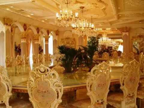 Attractive Superstar Shahrukh Khan House Mannat Inside Video