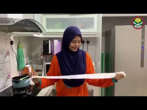 #stayathome Challenge by Wanita Cekak PSSCM