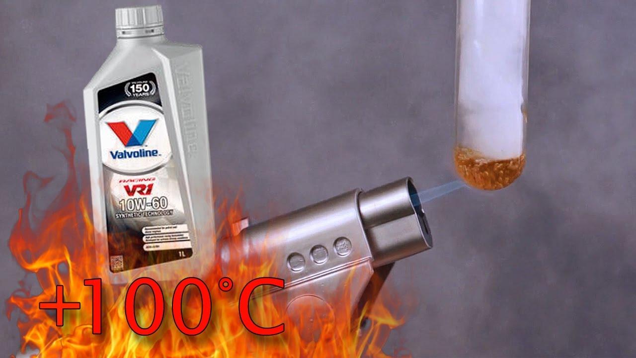 Valvoline vr1 racing 10w60 jak czysty jest olej silnikowy for Valvoline motor oil test